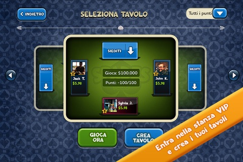Spades Plus screenshot 2