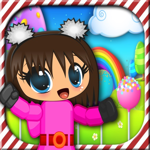 A Aamazing Candy Kingdom - Leap Delicious Rotating Marshmallows iOS App
