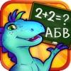 Школа для дошколят с Бубой - развивающие игры для детей