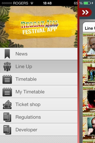 ReggaeJam screenshot 2