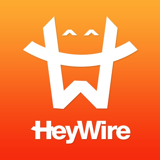 HeyWire Text Free + Meme Texting + Twitter Notifications bei