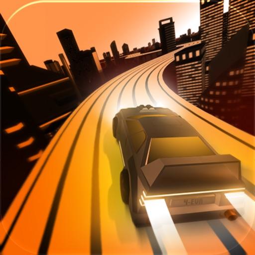 永恒赛车:Forever Drive【自创3D迷幻赛道】