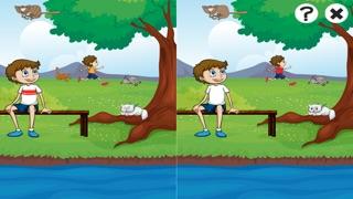 活跃!儿童游戏与猫: 学习和娱乐 对于幼儿园,保育园屏幕截图2
