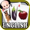 Pre-K Niños Abecedario Alfabetos Y Números Flash Tarjetas
