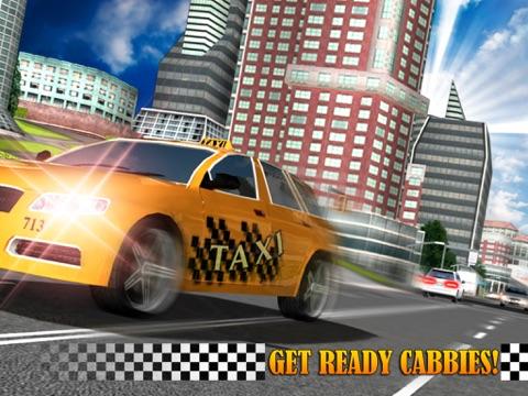 Screenshot #4 pour Modern Taxi Driving 3D