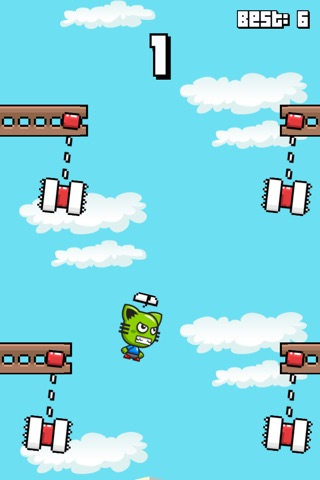 Tiny Cat Copters screenshot 4