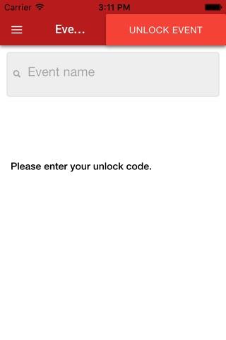 InfoCheckIn screenshot 2