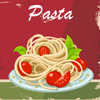 Italian pasta & oriental noodles cookbook with easy recipes