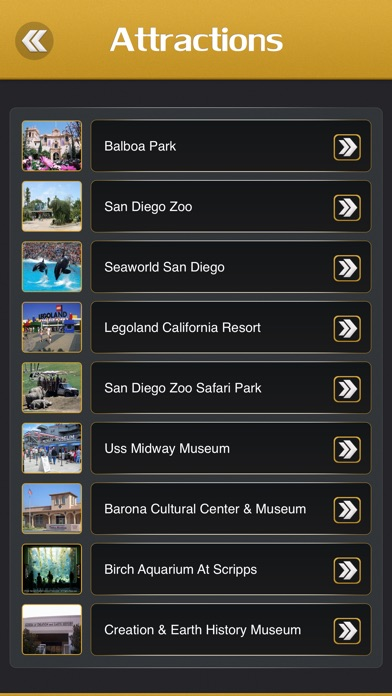 Screenshot #8 for San Diego Offline Guide
