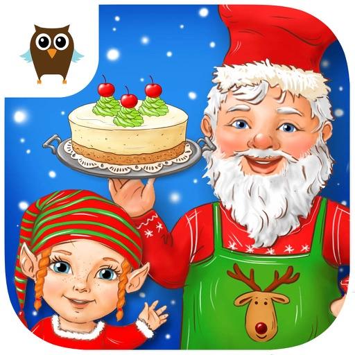 Santa's Christmas Kitchen - No Ads iOS App