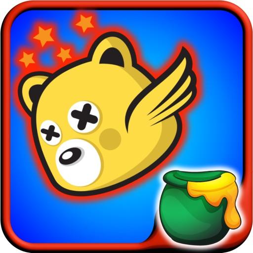Flying Bear - Honey Battle Game iOS App