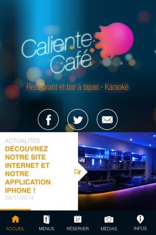 Le Caliente Cafe - Restaurant Karaoké screenshot 2
