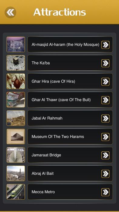 Screenshot #8 for Mecca Offline Guide