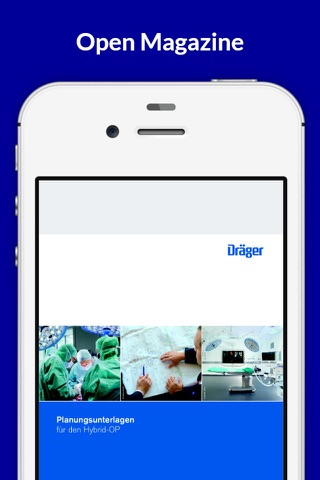 Dräger eBook App - Publications from the area of Medical and Safety Technology screenshot 3