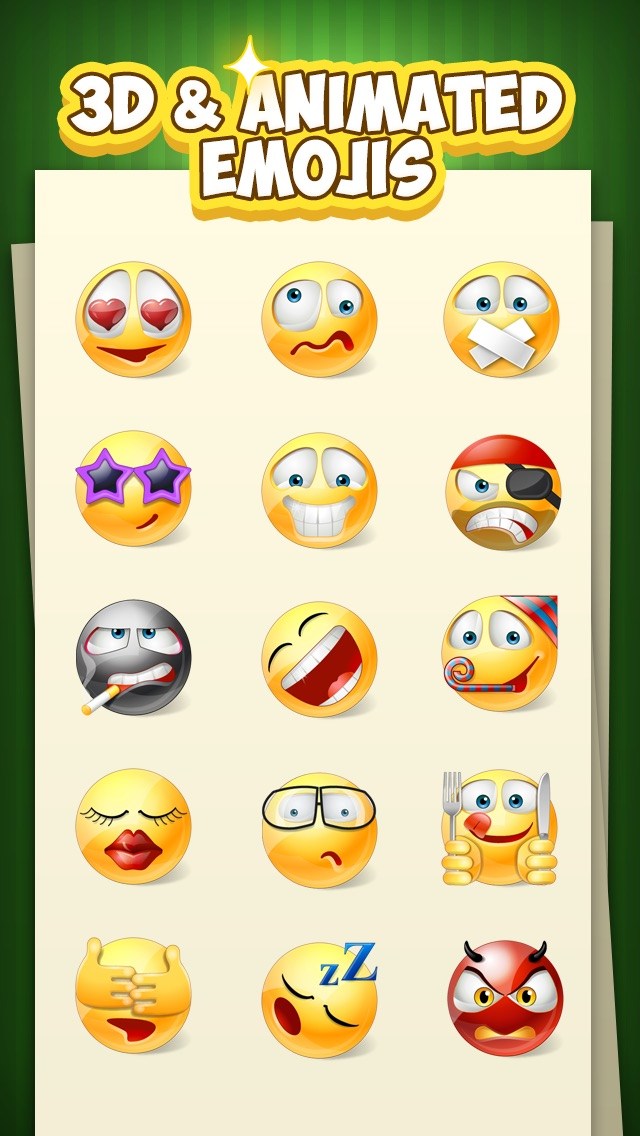 captures d cran iphone - Emoji Iphone Gratuit