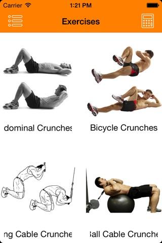 Complete Gym Guide Lite screenshot 3