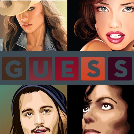 Guess The Famous Celebrity Quiz Game - Best Trivia Word Puzzle Game With Images of Most Popular Hollywood TV Icons, Stars, Celebs, Musicians, Athelets And Famous Sports Persons Pro iOS App