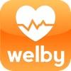 Welby血圧ノート〜血圧と体重をらくらく自己管理〜