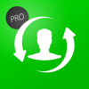 Simple Backup Contacts Pro ( save safely your phone contacts in your address book  )