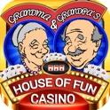 G&G Grand Old Casino: BlackJack, Poker & Grandma's Penny Slotmachines icon