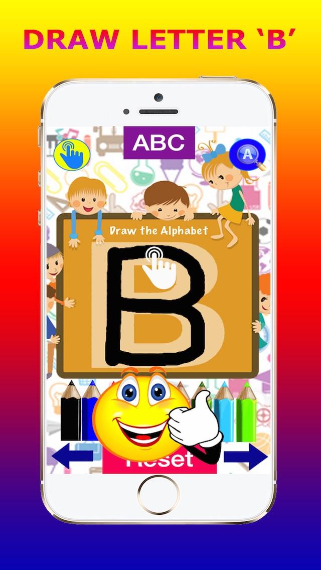 Screenshot #2 pour ABC for Kids - Tracing Alphabets