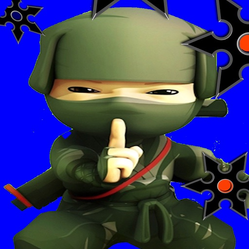 Girl Ninja iOS App