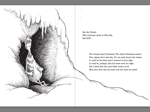 How the Grinch Stole Christmas! Read & Listen Edition by Dr Seuss ...