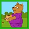 Bären lieben Honig
