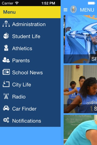 South Florence High School screenshot 2
