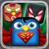 Super Hero Birds - Age Of Ultron