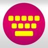 Bunte Tastaturen - Cool New Keyboards & Free Fonts for iOS 8