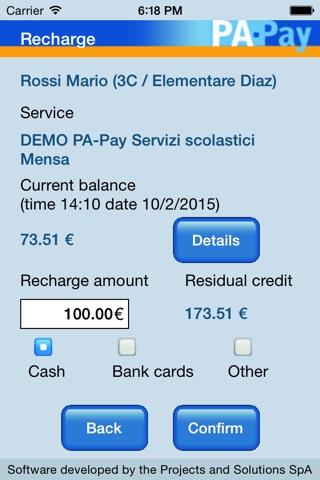 PA-Pay screenshot 4