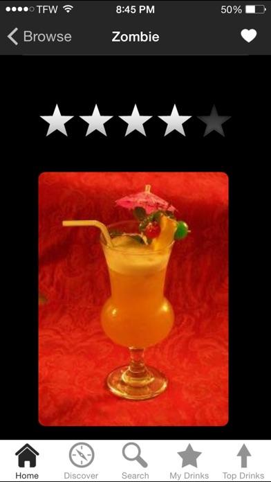 iBartender Drink & Co... screenshot1