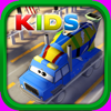 Little Mixer Truck in Action Kids: 3D Cartoonish Construction Driving Game for Kids
