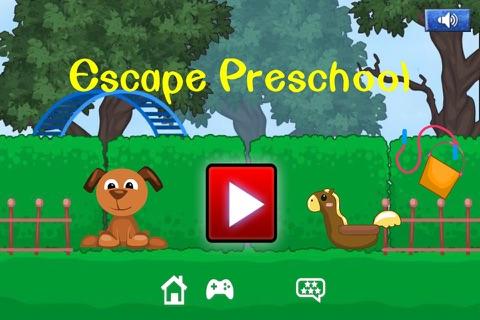 Escape Preschool screenshot 1