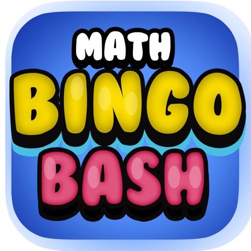Math Bingo Bash Basic Addition Subtraction Multiplication And