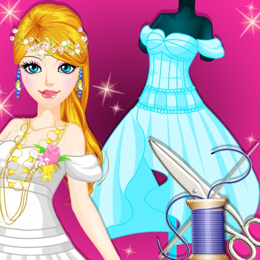 Marriage Party Design Dressup girls games iOS App