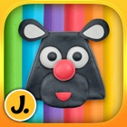 Imagination Box - creative fun with play dough colors, shapes, numbers and letters icon