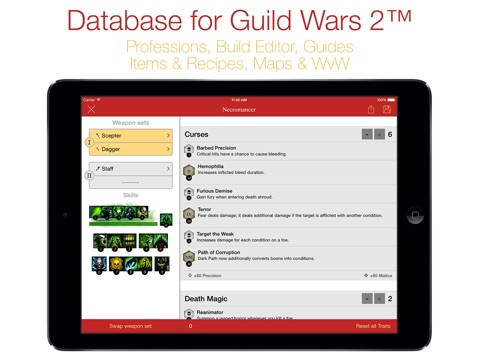 Database for Guild Wars 2™ on the App Store