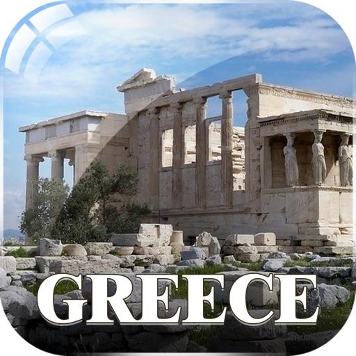 世界遗产在希腊