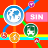 Singapore City Maps - Discover SIN with MRT,Bus, and Travel Guides.