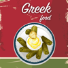 Greek Food. Quick and Easy Cooking. Best cuisine traditional recipes & classic dishes. Cookbook