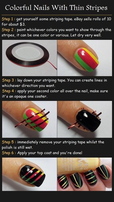 Nail design free best designs vine pinterest tumblr and iphone screenshot 1 prinsesfo Images