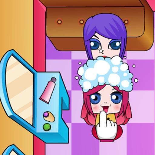 Cutie Girls Hairdresser Salon iOS App