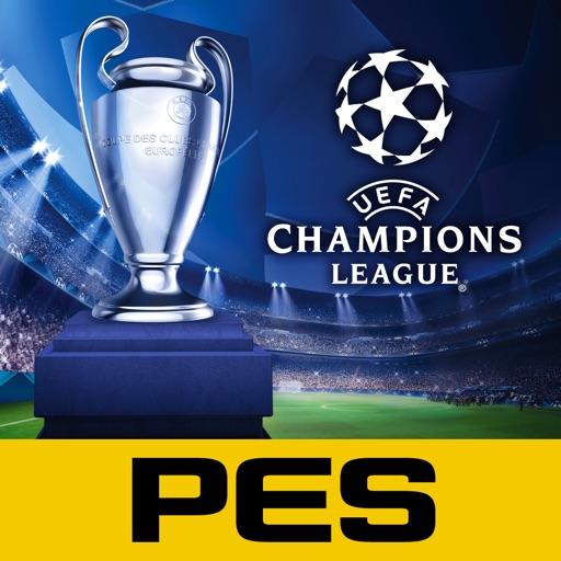 UEFA Champions League ウイニングイレブン フリック