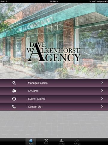 Dave Walkenhorst Agency HD screenshot 1