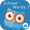 School Words 1: Learn Core Words in Context for Improved Comprehension for Elementary Students: School Edition