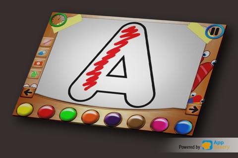 Creative Kids Academy - ABC alphabet & numbers games pre-k kids screenshot 3