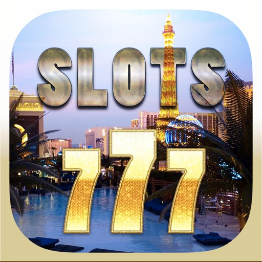 AAA Anthem of Vegas Sunset Slots - Free Daily Chips iOS App