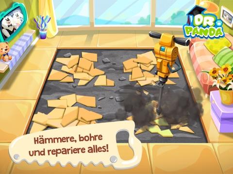 Dr. Panda Heimwerker Screenshot